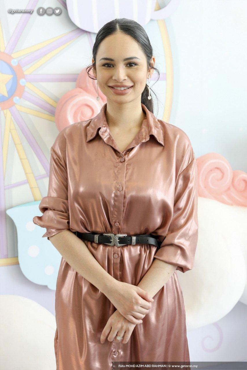 Izara Aishah di Majlis 2 Legasi Siti Nurhaliza & Siti Aafiyah di Skypark Cyberjaya